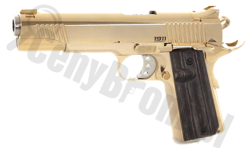 BUL 1911 Classic Government Limited All Gold