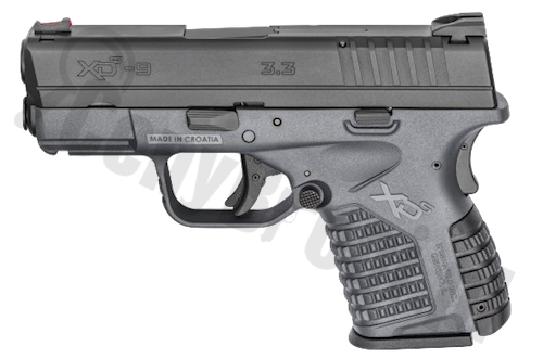 HS Produkt XDS-9 3.3 Tactical Gray