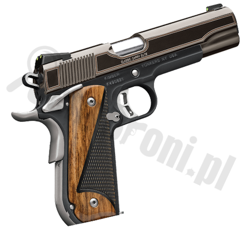 Kimber 1911 Classic Carry Elite