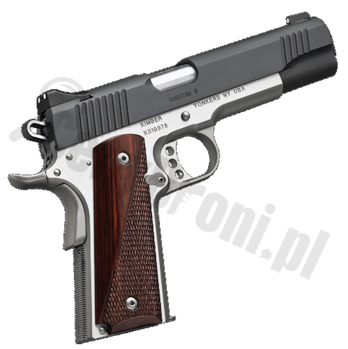 Kimber 1911 Custom II Two-Tone