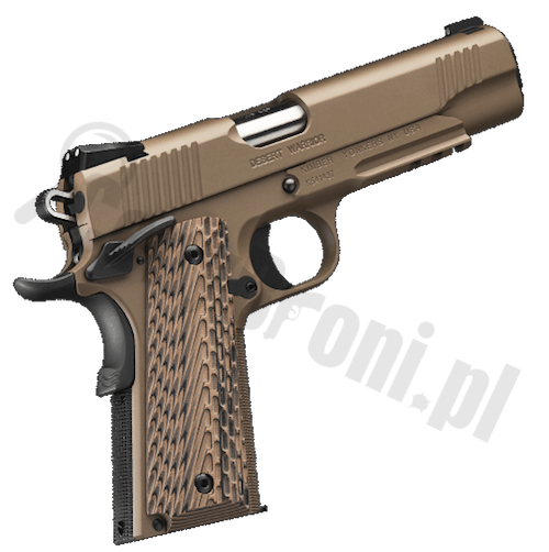 Kimber 1911 Desert Warrior