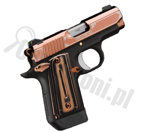 Kimber Micro 9 Rose Gold