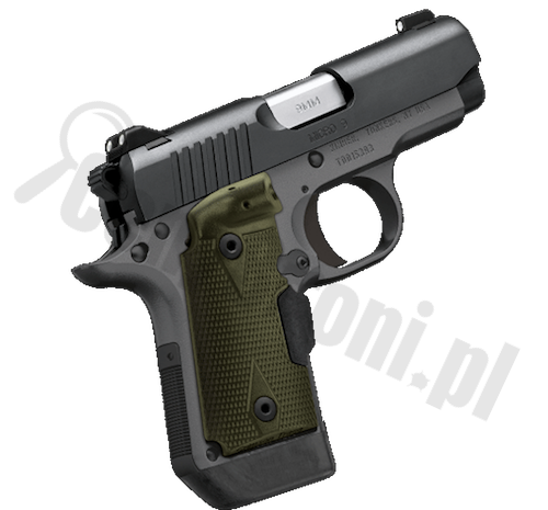 Kimber Micro 9 Woodland Night (LG)