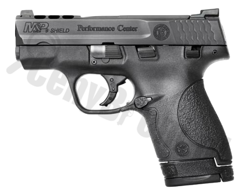S&W M&P9 SHIELD TS Performance Center Ported Night Sights